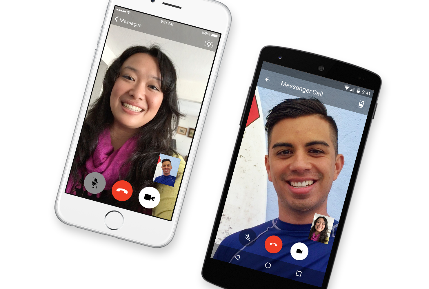 Video Calling on Facebook Messenger Now Available WorldWide