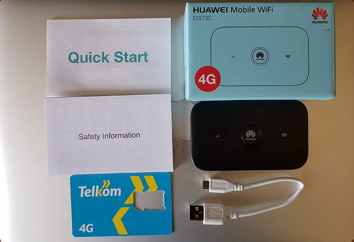 How To Set Up Telkom S 4g Mifi Device In 5 Easy Steps