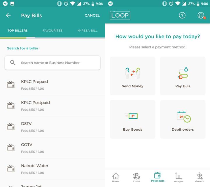 CBA Loop Payments - Techweez