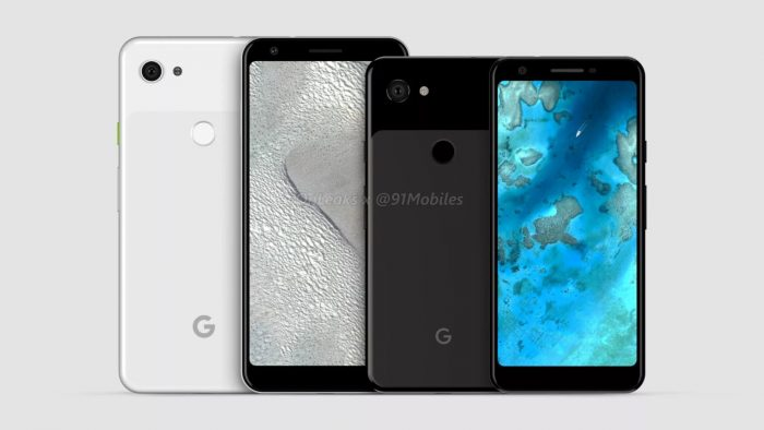 Pixel 3a and 3a XL
