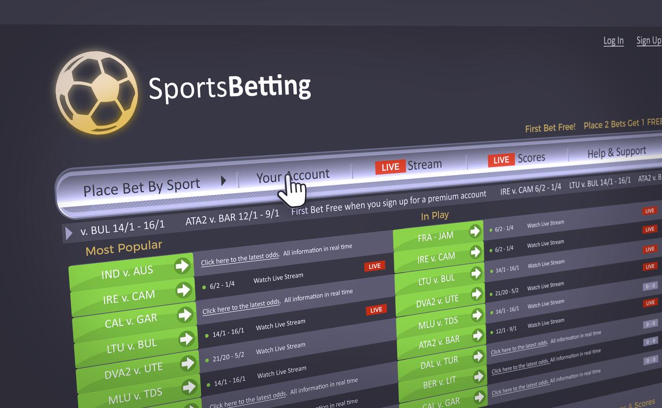 online sports betting sites uganda management